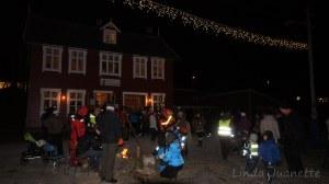 Jule på Gamle Gibostad