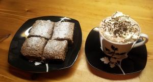 Brownies og kakao a'la Fanny