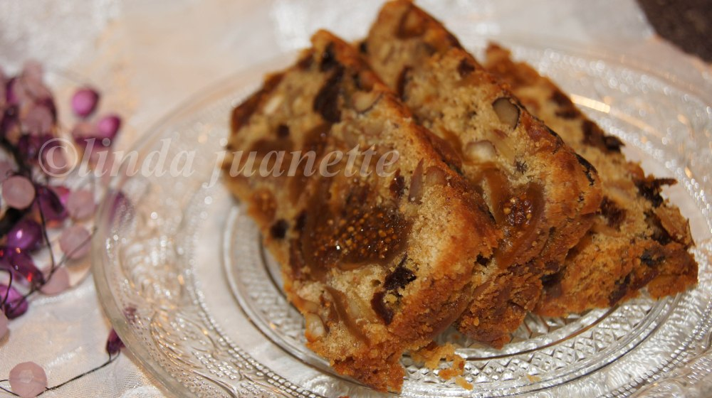 Fruktig og deilig kake, full av smak.