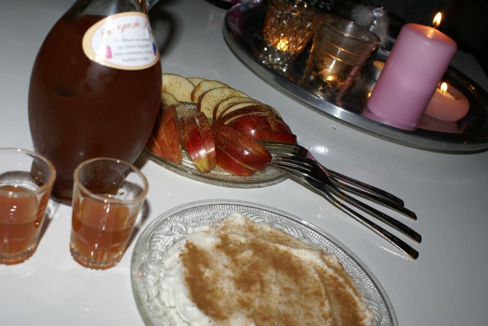 Lettvint og godt, enten som dessert eller for å servere gjester som kommer uventet innom :-)