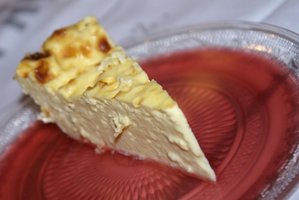 Himmelsk god dessert :-)