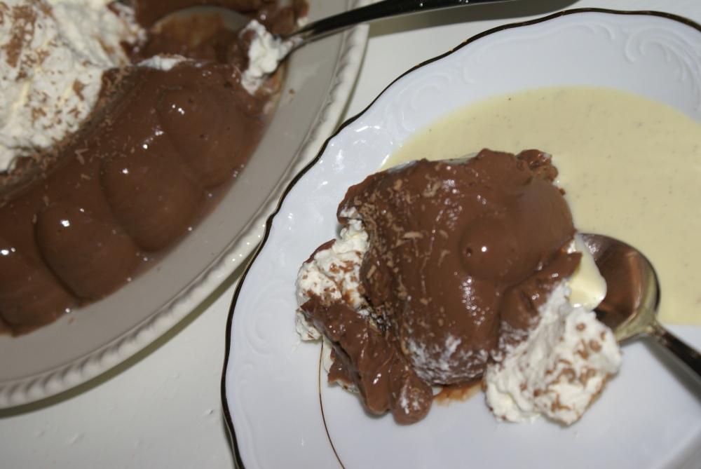 Sjokoladepudding