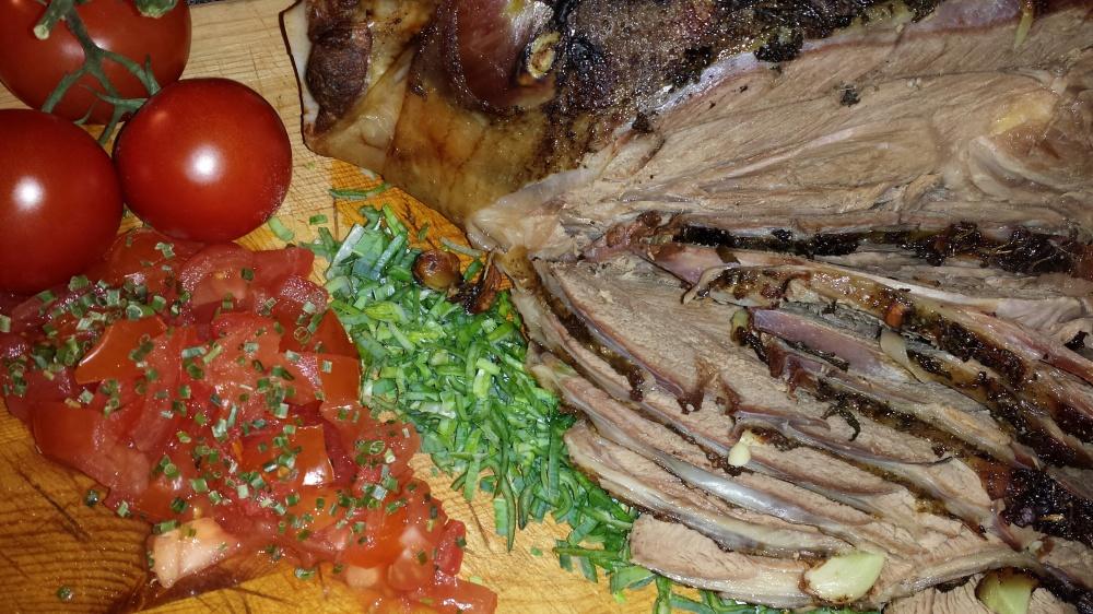 Det er en smaksak hvordan man liker kjøttet stekt, og det regulerer man greit med steiketiden.