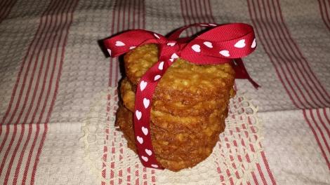 Knekk-kaker er ordentlig juleknask til kakebordet :-)