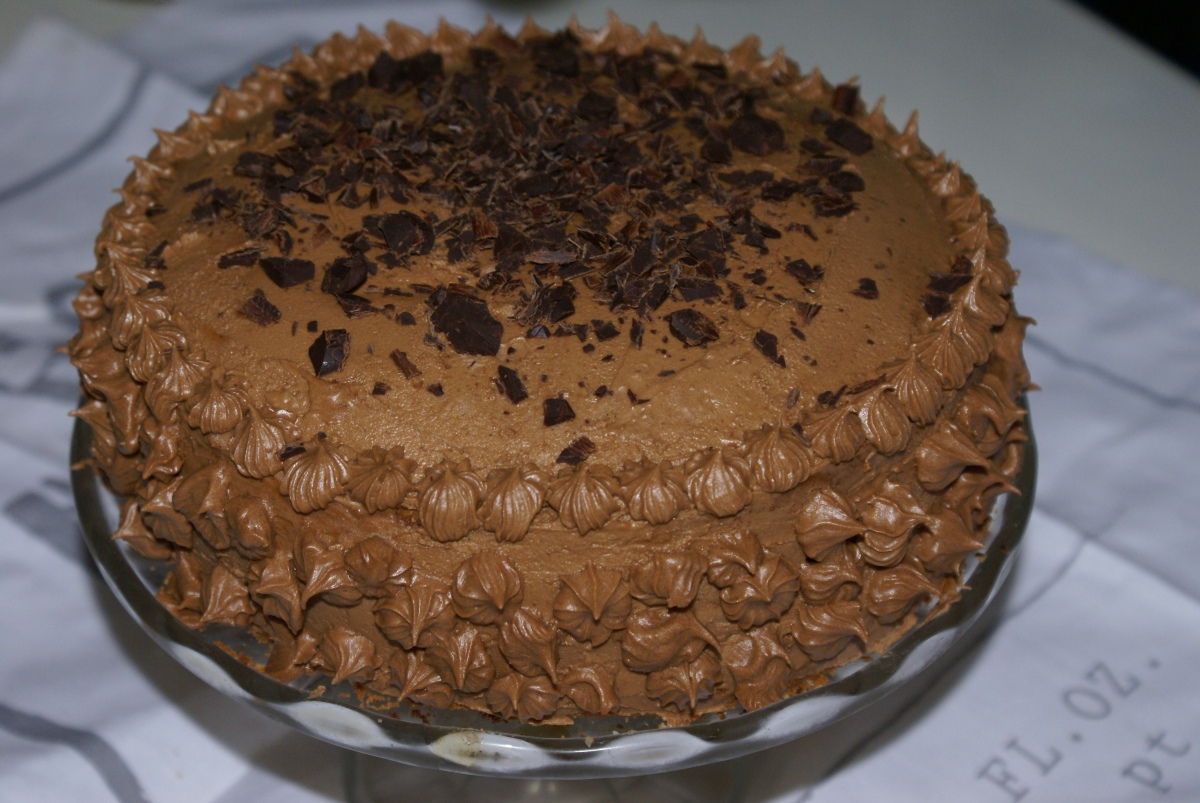 Tropisk Aroma - en kake full av god smak
