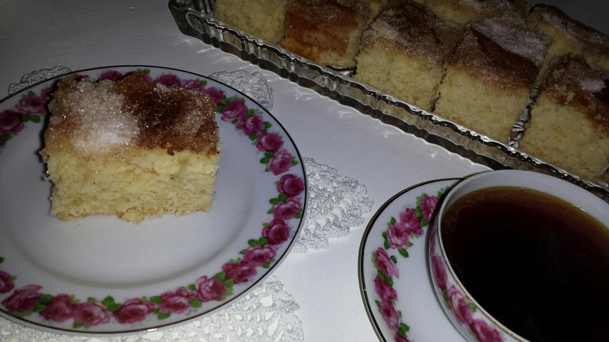 Mor Alfhilds hverdagskake