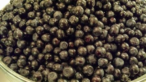 Deilige blåbær :-)